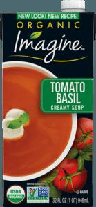 Creamy Tomato Basil