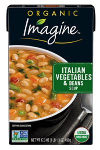 Italian Vegetables And Beans Soup
