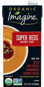 Super Reds Soup